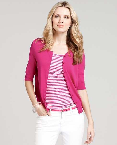 Ann Taylor - AT Sweaters - Summer Cardigan