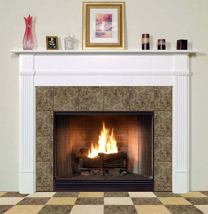 Sheridan Fireplace Mantel Custom
