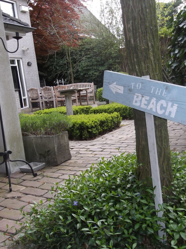 Achtertuin - Landelijk - Country - Tuin - Stijl - Backyard - Garden ...