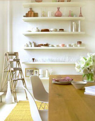 floating shelve... Ikea Floating Shelves Kitchen