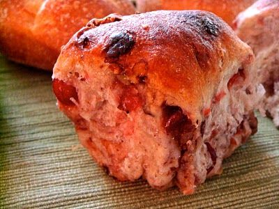 Iggy's Cranberry Pecan Roll | Healthy Hospital Food | Pinterest