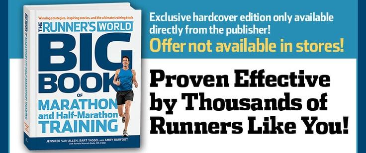 Big Book of Marathon Training