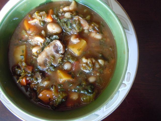 Winter Vegetable Soup | Soups | Pinterest