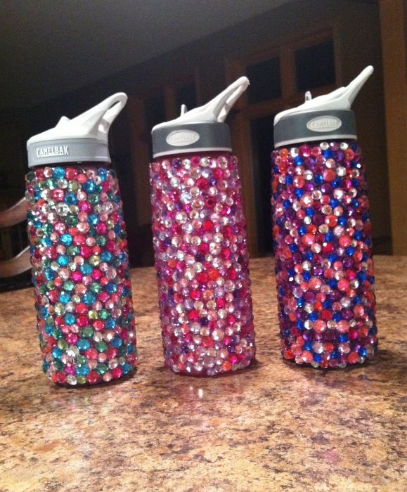 Cute Water Bottles Diy Pinterest & Cute Water Bottle Decorating Ideas - Elitflat
