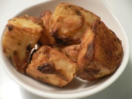 mustard-roasted-potatoes.jpg | Foods make my tummy happy | Pinterest