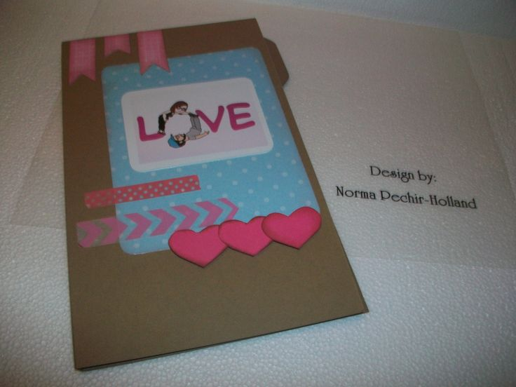 Valentines's card | Craft Ideas | Pinterest
