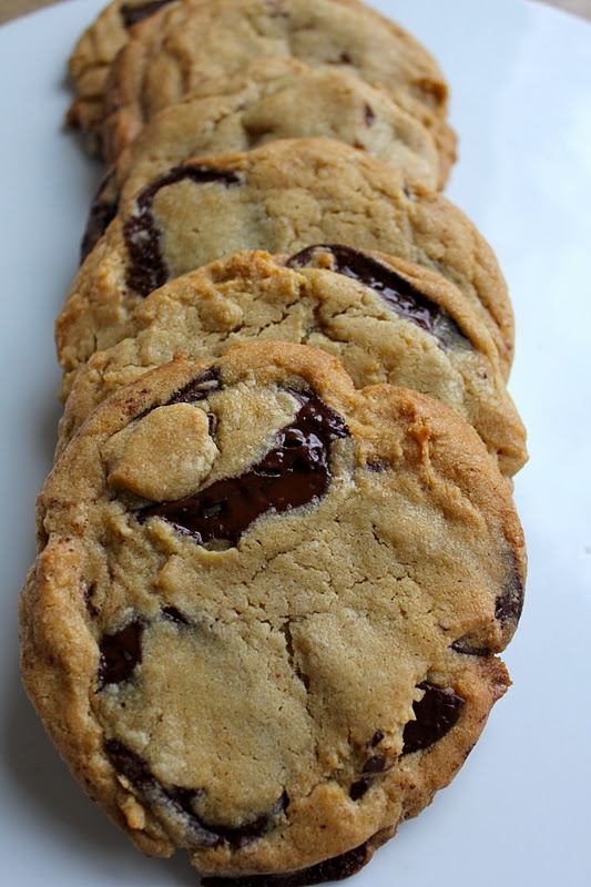 ultimate chocolate chip cookie | recipes-cookies | Pinterest