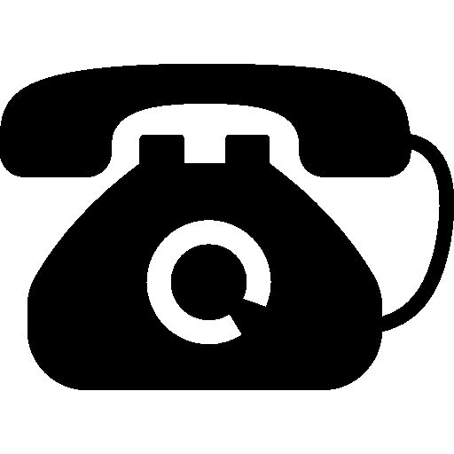 Telephone free icon | Free flat icons | Pinterest: pinterest.com/pin/307511480779327170