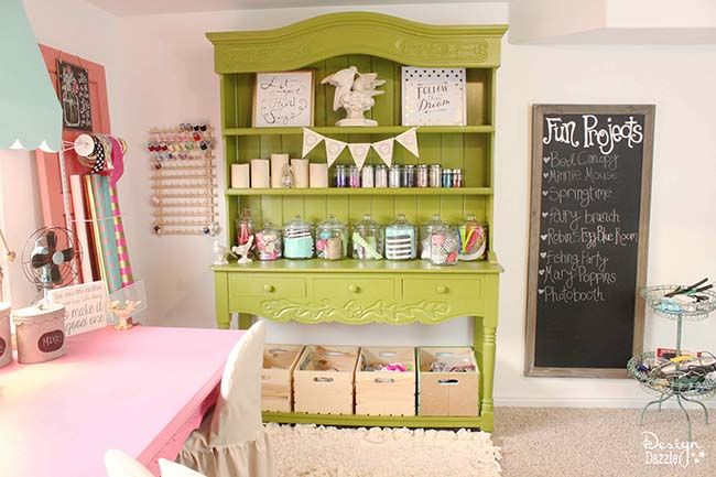 Craft room paint colors