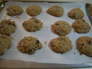 Almond-Cranberry Quinoa Cookies | Cookies | Pinterest