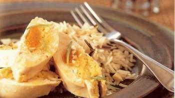 Apricot, almond & couscous stuff chicken   Yummy Yummies   Pinterest