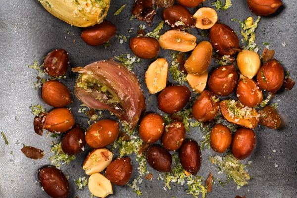 Chile-Lime Peanuts | GET IN MY BELLY! (Food Ideas) | Pinterest