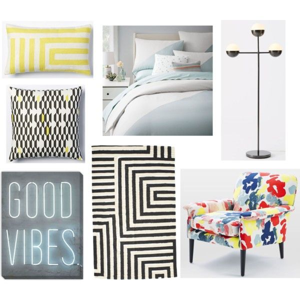 """Kate Spade Saturday @ West Elm"" by blue11interiors on Polyvore"