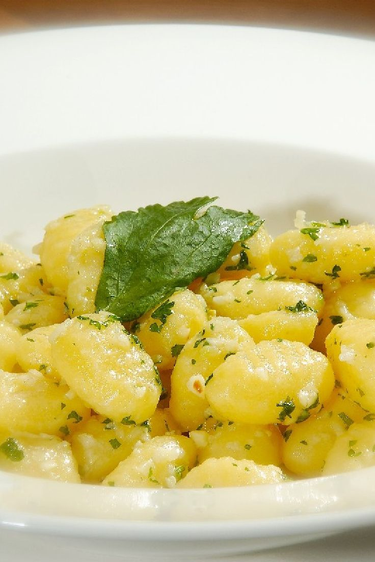 Lemon Gnocchi with Spinach Recipe KitchMe • That's you! Comment