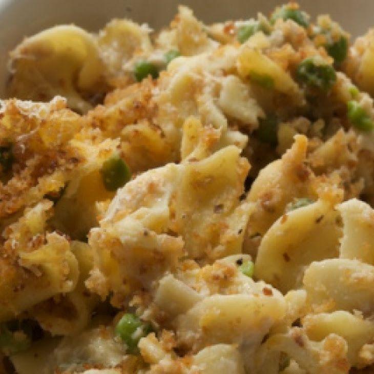 Tuna Noodle Casserole | yum | Pinterest