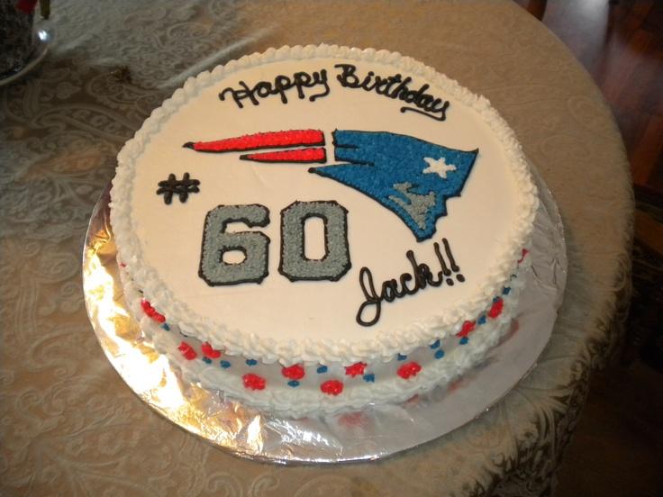 patriots cup cakes