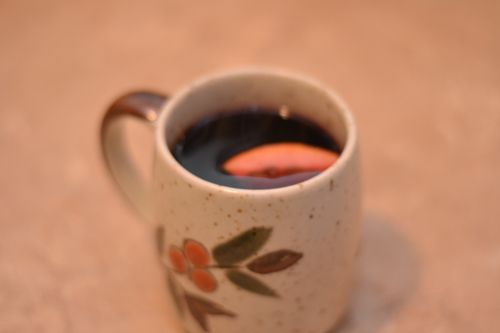 Vin chaud: Hot French mulled wine recipe | Christmas!! | Pinterest