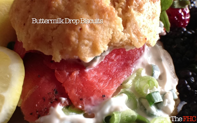 Buttermilk Drop Biscuits | Breads and Rolls and Biscuits | Pinterest
