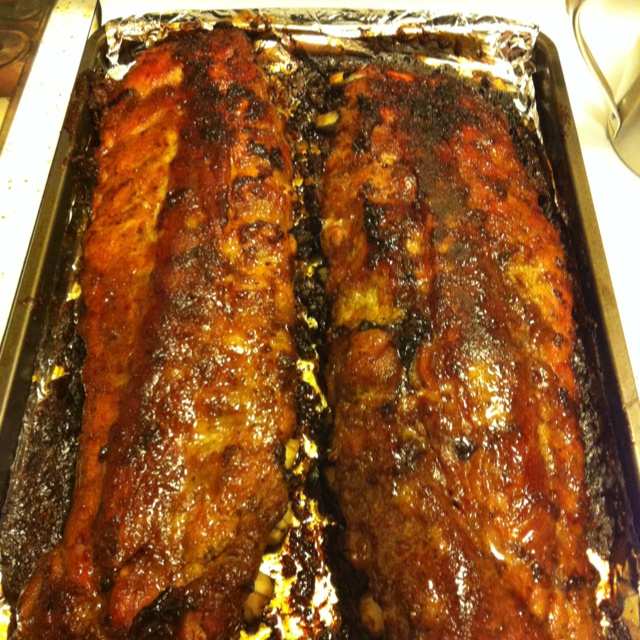 Dry rubbed ribs | Favorite Recipes | Pinterest