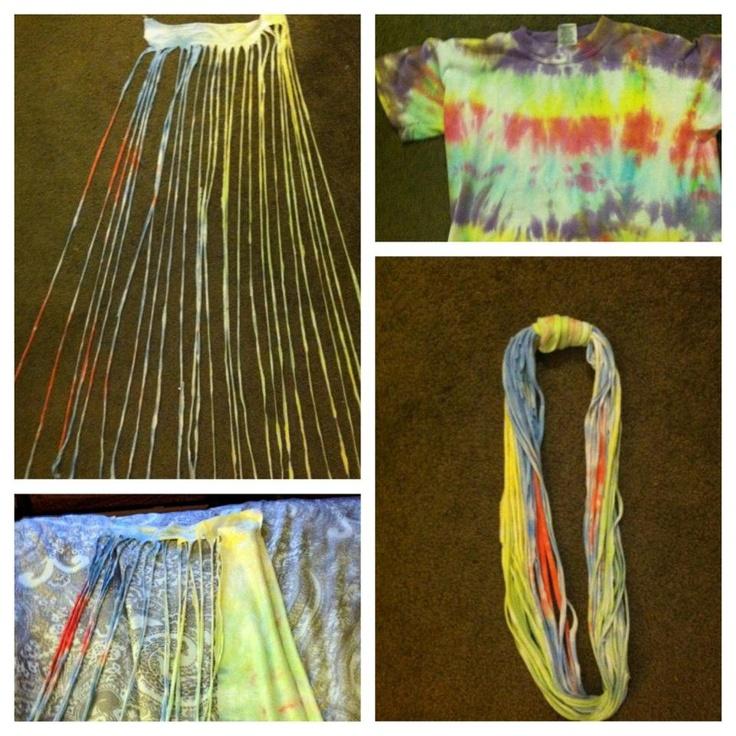 Use those old t shirts craft ideas pinterest for Craft ideas for old t shirts