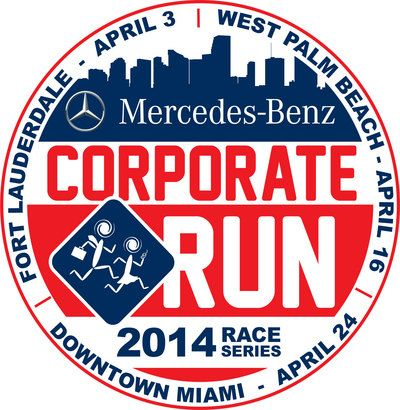 on my way to the 10k miami mercedes benz corporate run 2014 ftl. Cars Review. Best American Auto & Cars Review