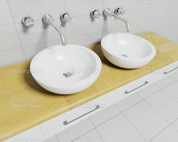 basin bowls bathroom sinks Sinks Pinterest