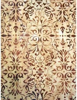 Design Ornament Stencil