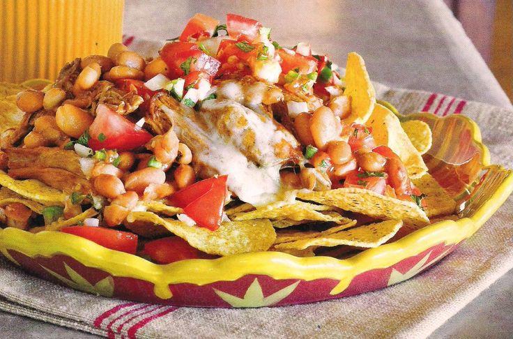 Cowboy Nachos | Yummy recipes | Pinterest