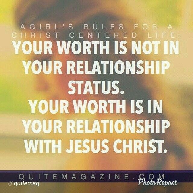Godly relationships in our