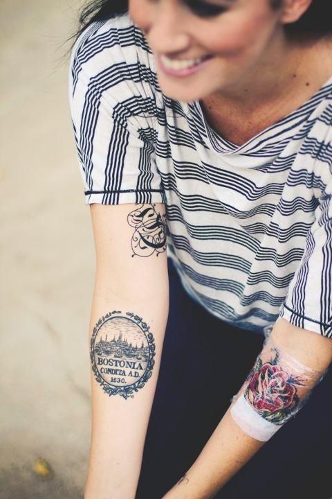 My Tattoos  Tattoo Inspiration Pinterest