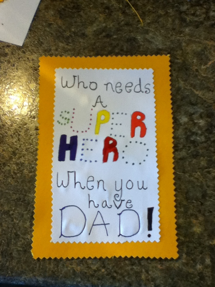 cute father's day drawings