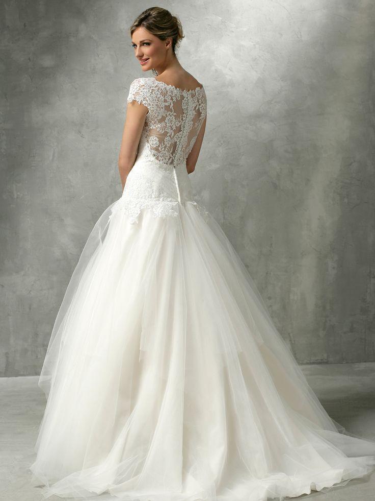Desir Ivoire -  Robes de mariees  Pinterest