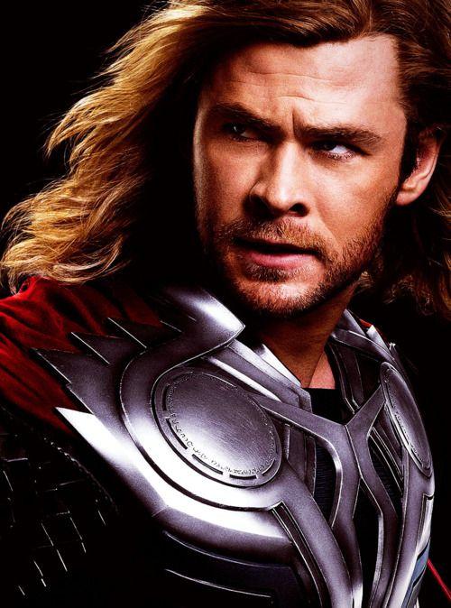 Thor. Also Daaaaaaaaamn.