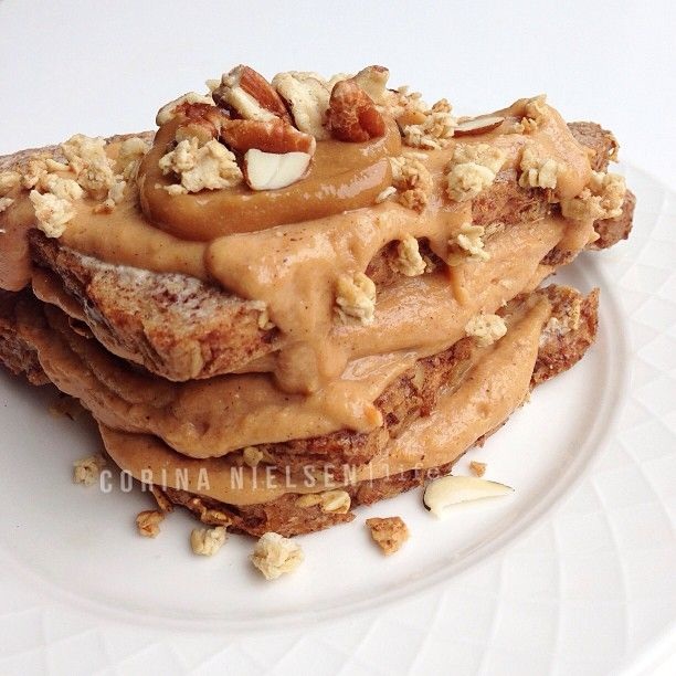 Pumpkin Pie French Toast | Breakfast, it's the most important meal of ...