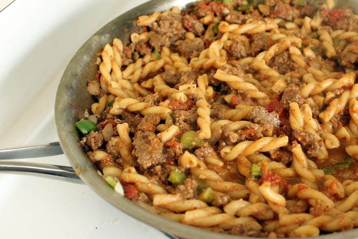 beijing sauce over noodles ground beef with beijing sauce over noodles ...