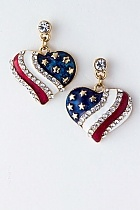 designer purses on sale patriotic jewelry  Red  White and Blue