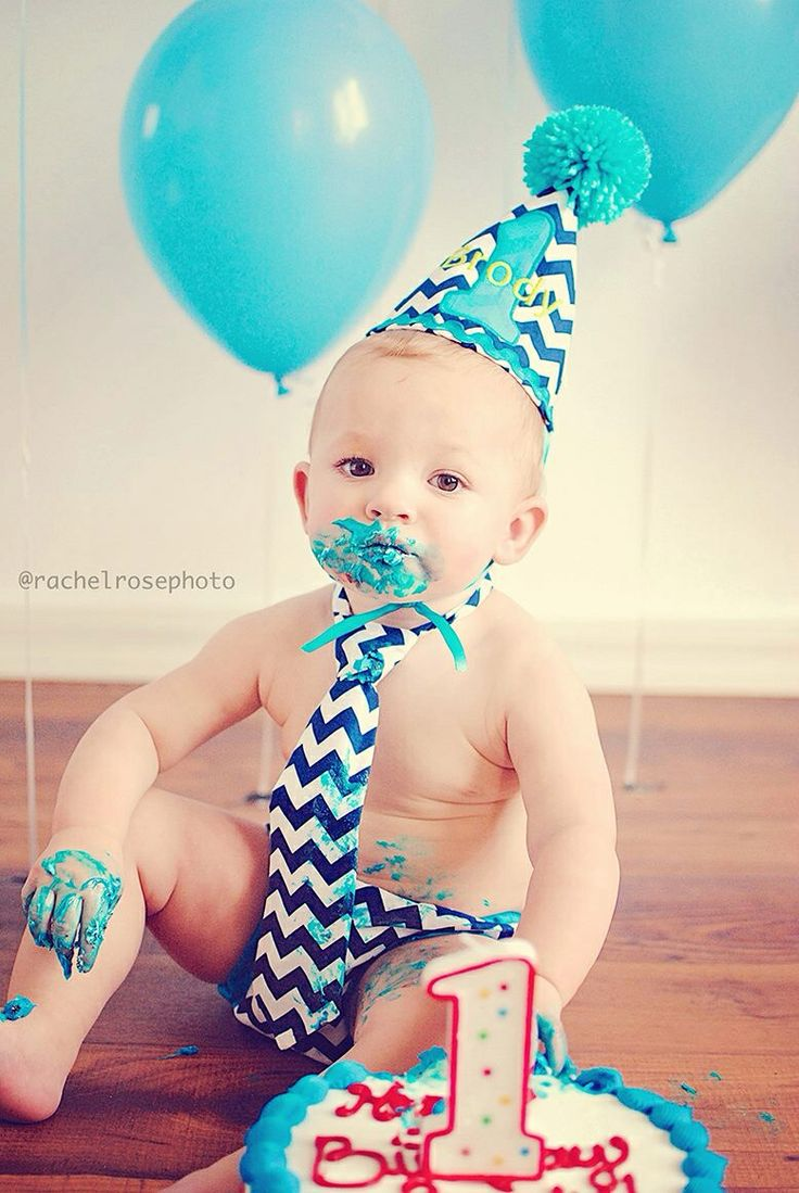 Cake Designs For One Year Old Boy : Pin by Bethanie Heiner on Beckam s 1st birthday Pinterest