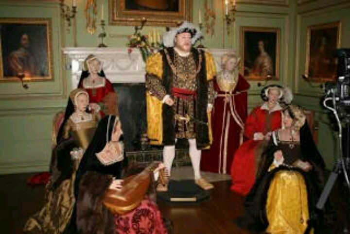 henry viii and his six wives - thesis statement