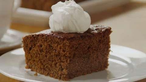 Favorite Old Fashioned Gingerbread Recipe — Dishmaps