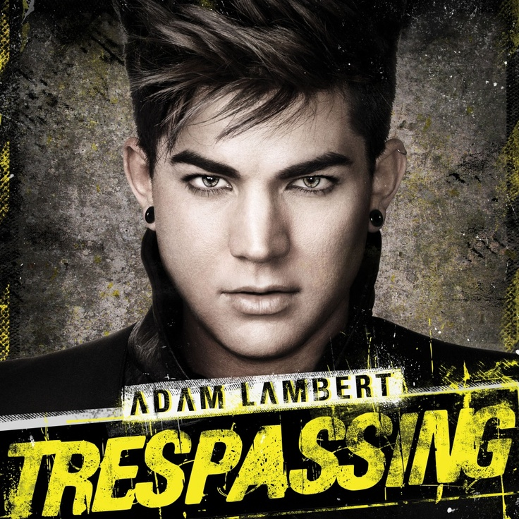 Adam Lambert Trespassing Album Cover Adam Lambert Quot Trespassing Quot