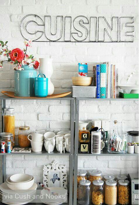 Cucine dallo stile industriale  Industrial vintage  Pinterest