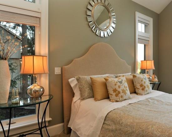 Bedroom Sage Green Walls Home Sweet Home Pinterest