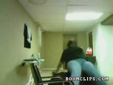 Big Girl Falls Off Table video | Funny | Pinterest