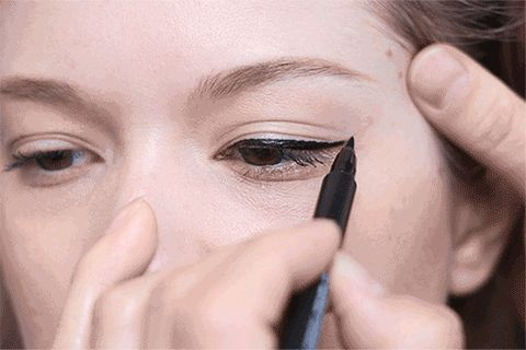 Understated Cat Eye Tutorial