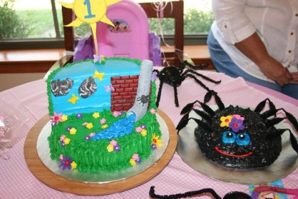 Xaviers 1st birthday cake -- Idea!  Party ideas  Pinterest