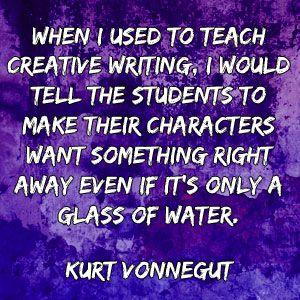 Kurt Vonnegut Quote On Writing