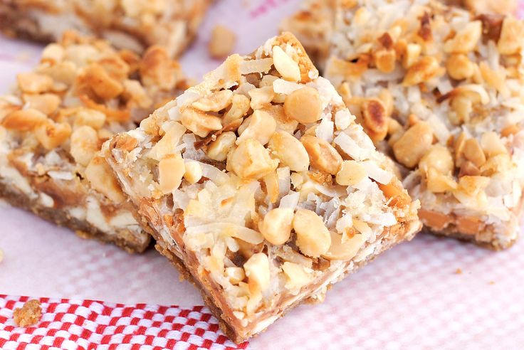 Blondie 7-Layer Magic Cookie Bars