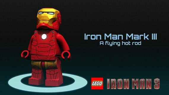 lego iron man mark 28 - photo #15
