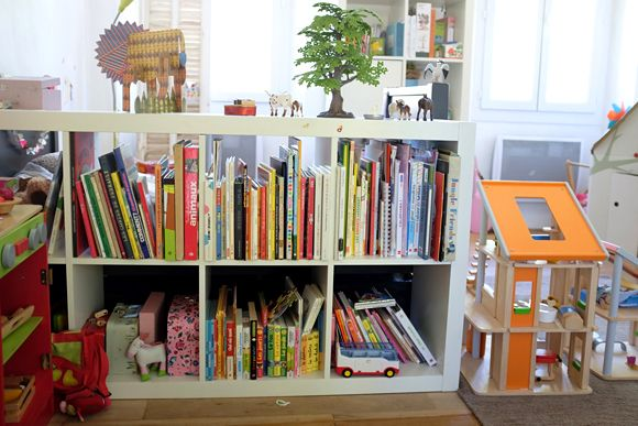 Bibliotheque chambre enfant kid stuff pinterest - Bibliotheque chambre enfant ...
