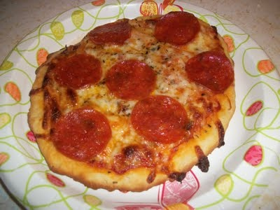 Carb Watchers: Carbquik Pizza: a review